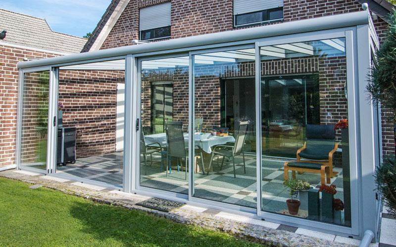 Nieuw Aluminium Profiline tuinkamer 600x350cm   VerandaCentrum.nl TX-94