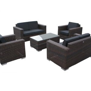 Loungesets Malaga (losse items)