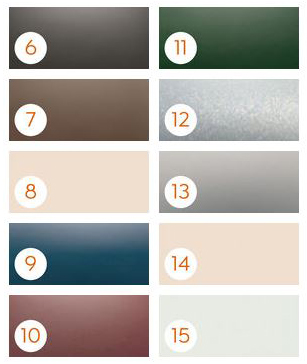 Profiline special colors